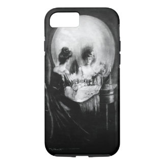 """""""All is Vanity"""" by C. Allan Gilbert iPhone 8/7 Case"""