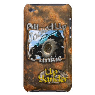 All Jacked Up Junkie iPod Touch Cover