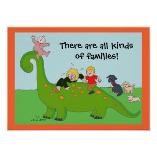 All Kinds of Families Print