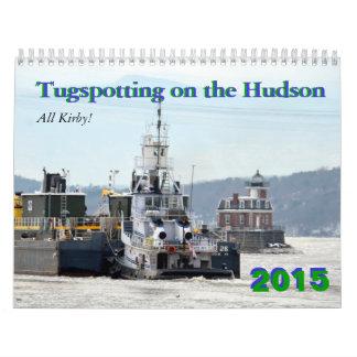 All Kirby! Tugspotting on the Hudson Calendars
