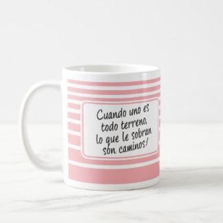 all land coffee mug
