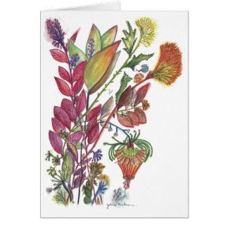 All Lovely Leaves Card