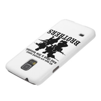 All Men Are Created Equal A Few Become Brothers Galaxy S5 Case