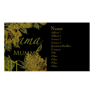 All Mothers' Day Business Card