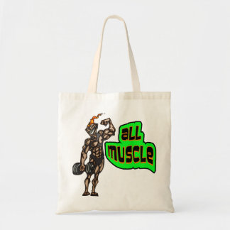 All Muscle Tote Bag