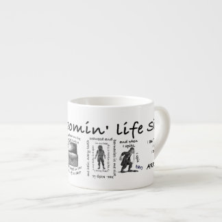 All my blooming life sir espresso cup
