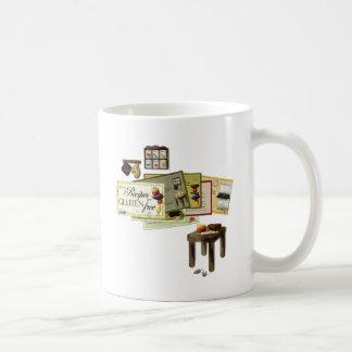 All My Recipes are Gluten Free Classic White Coffee Mug