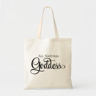 All Natural Goddess Tote Bag