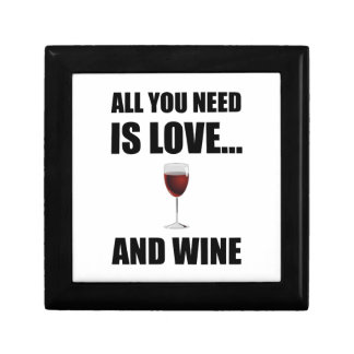 All Need Love Wine Gift Box