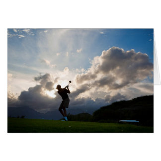 All Occasion for Men Golf Card