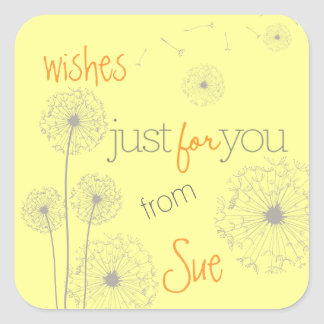All-Occasion Happy Wishes Stickers