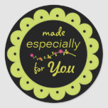 """All Occasion """"Made for You"""" Stickers"""