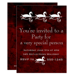 All occasion party card
