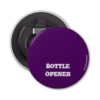 All Occasion Template TEXT NAME GREETING PHOTO fun Bottle Opener