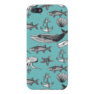 All Of The Sea Pattern iPhone 5 Case