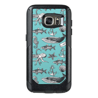 All Of The Sea Pattern OtterBox Samsung Galaxy S7 Case