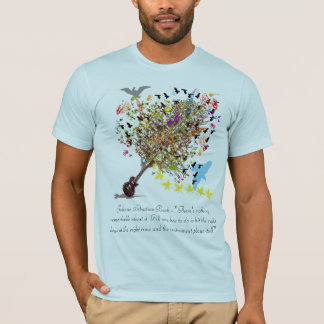 All one has to do is hit the right keys T-Shirt