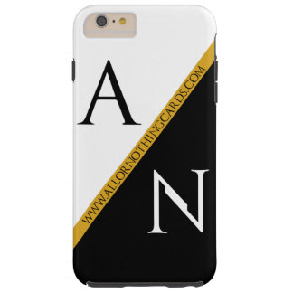 All Or Nothing Cards iPhone 6/6S Plus Cover