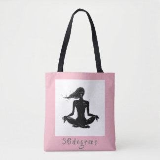 All-Over-Print 36degrees Tote Bag