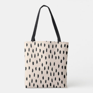 All Over Print Tote - Dots