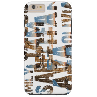 All-over print Tough iPhone 6/6s Plus Case