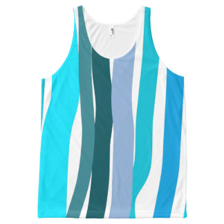All Over Printed Tank Top