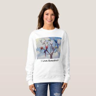 All Parrots Sweatshirt