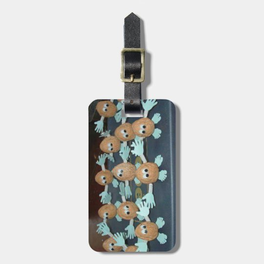All Petey all the time Luggage Tag