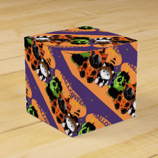 ALL PETS MONSTERS Classic 2x2 Favor Box