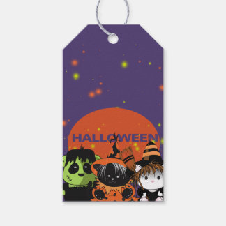 ALL PETS MONSTERS HALLOWEEN  GIFT TAG PACK OF GIFT TAGS