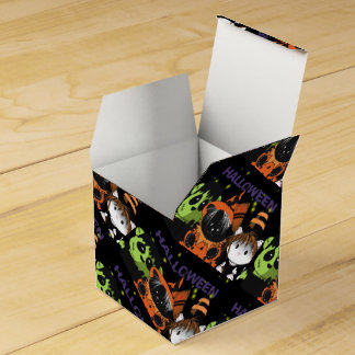 ALL PETS MONSTERS HALLOWEN Classic 2x2  2 Favor Box