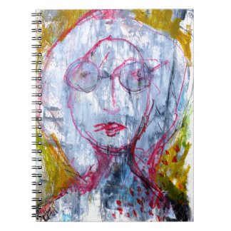 All Portraits are Self-Portraits 1 Notebook