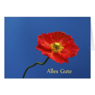 All property greeting map card