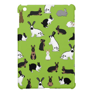 All rabbits iPad mini cover