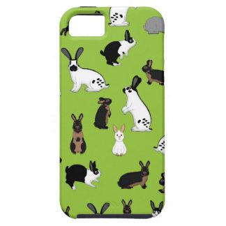 All rabbits iPhone 5 cover