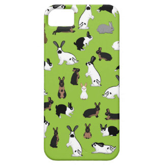 All rabbits iPhone 5 covers