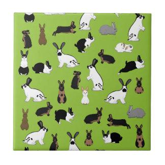 All rabbits tile
