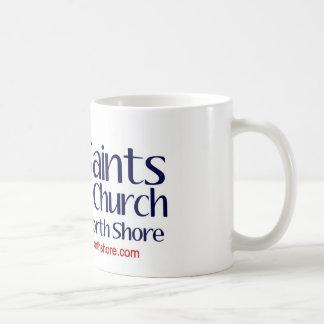 All Saints Vertical Logo Coffee Mug