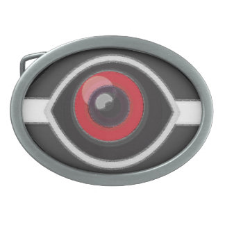 All Seeing Eye Belt Buckle