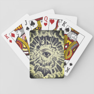 All Seeing Eye Cards