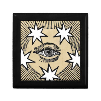 All-Seeing Eye Jewelry Boxes