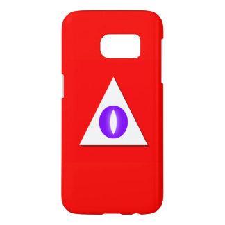 All-seeing eye phone case