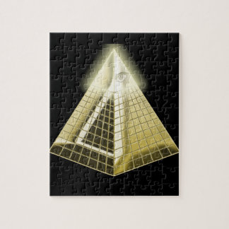 All Seeing Eye Pyramid 1 Puzzles