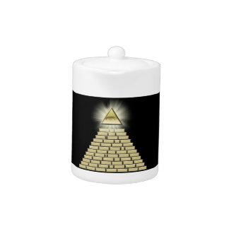 All Seeing Eye Pyramid 2