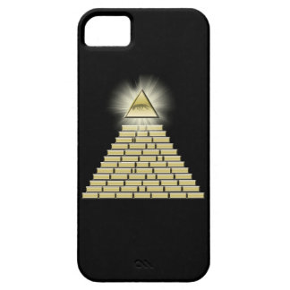All Seeing Eye Pyramid 2 iPhone 5 Cover