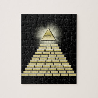 All Seeing Eye Pyramid 2 Puzzles