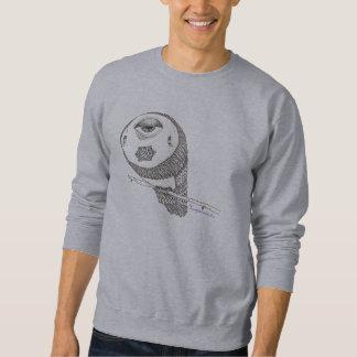 All Seeing Owl. Sweatshirt