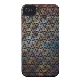 All Seeing Pattern iPhone 4 Case-Mate Case
