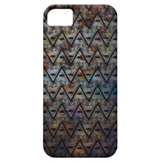 All Seeing Pattern iPhone 5 Case