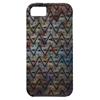 All Seeing Pattern iPhone 5 Cases